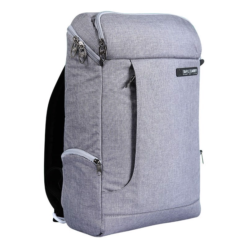 Balo Laptop Simplecarry K5 Grey