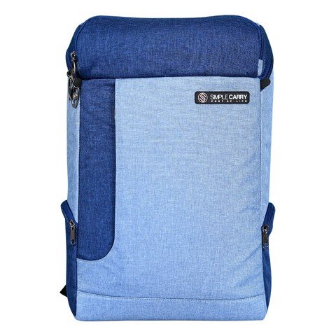 Balo Laptop Simplecarry K5 Navy/Blue