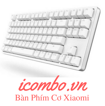 Bàn Phím Cơ xiaomi  - Xiaomi Announced Yuemi Mechanical Keyboard