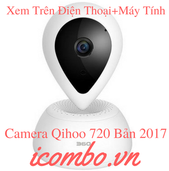 camera Qihoo 360  bản 2017  LOA TO night