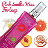 Nước hoa toàn thân Body Fantasies Pink Vanilla Kiss Fantasy Body Spray  94ml