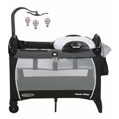 GIƯỜNG CŨI GRACO PORTABLE NAPPER & CHANGER STUDIO
