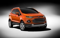 Ecosport 1.5 AT Trend