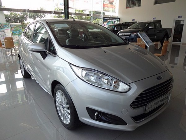 FORD FIESTA 1.0L AT ECOBOOST