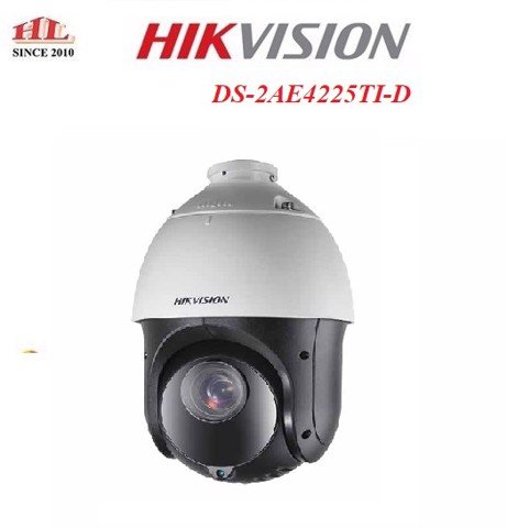 CAMERA HD-TVI PTZ DS-2AE4225TI-D