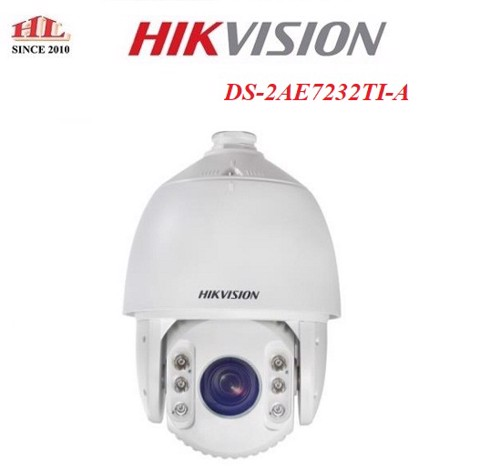 CAMERA HD-TVI PTZ DS-2AE7232TI-A