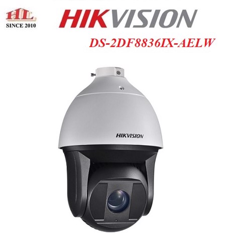 CAMERA IP SPEED DOME PTZ DS-2DF8836IX-AELW