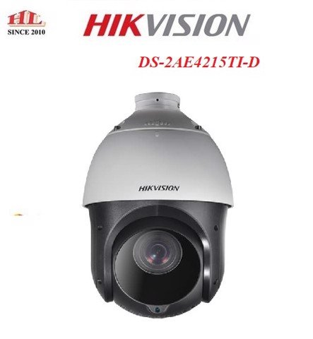 CAMERA HD-TVI PTZ DS-2AE4215TI-D