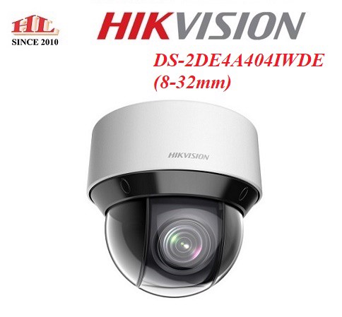 CAMERA IP SPEED DOME PTZ DS-2DE4A404IW-DE(8-32mm)