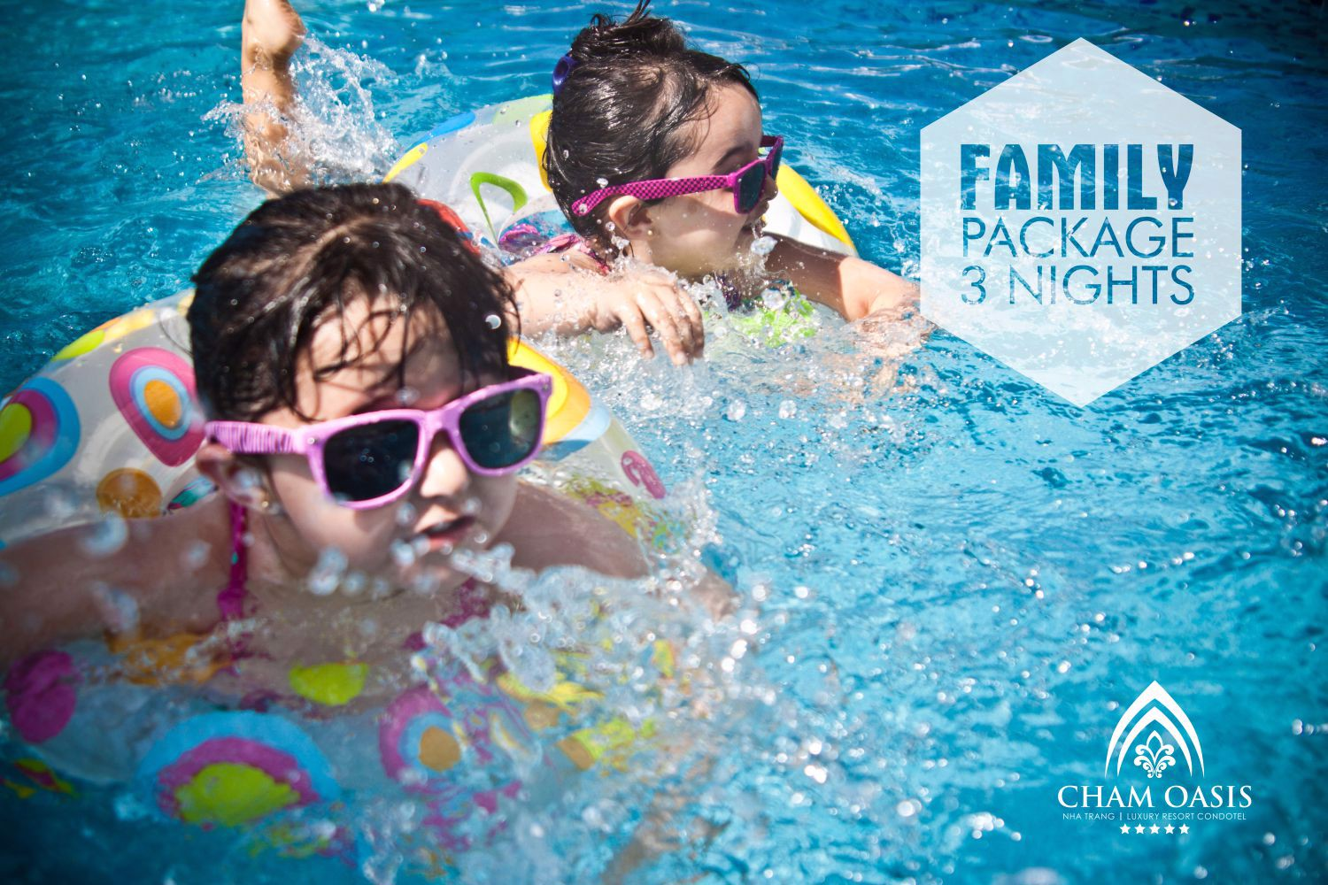 3 NIGHTS FAMILY PACKAGE
