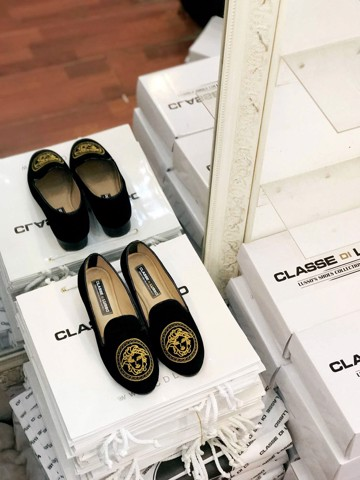 LOAFER VERSACE CLO3010