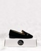 LOAFER SIGN BLACK CLO3008B