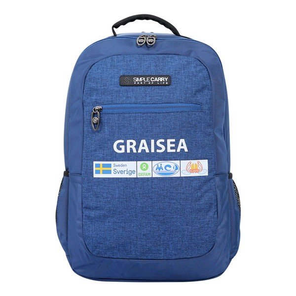 Backpack B2B17 L.NAVY OXFAM