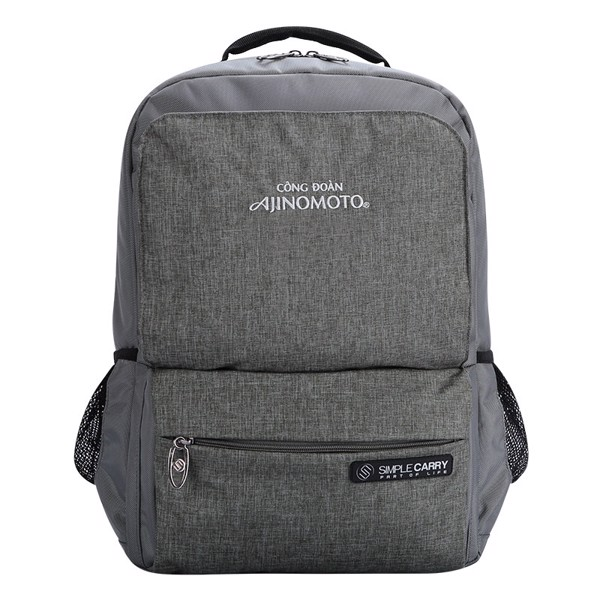 Backpack B2B01 B.GREY AJINOMOTO