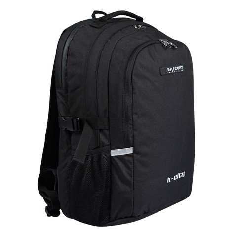 Backpack K - CITY BLACK