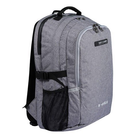 Backpack K - CITY GREY