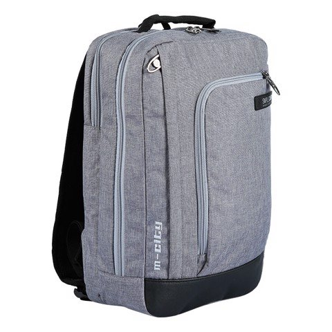 Backpack M - CITY GREY