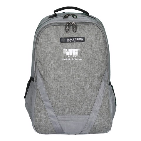Backpack B2B02 GREY ITC