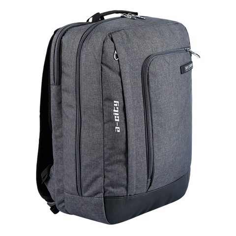 Backpack A - CITY D.GREY