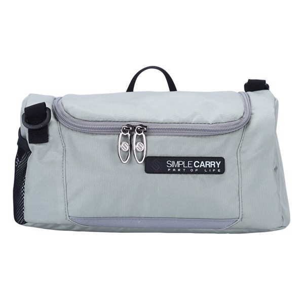 TÚI CREDO CITY POUCH L.GREY
