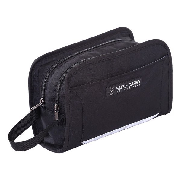 TÚI GOLF POUCH BLACK