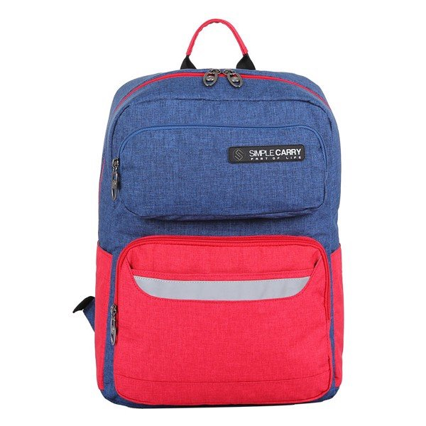 BALO ISSAC1 L.NAVY/RED SAFETY