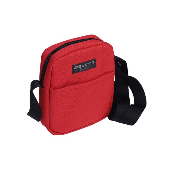 TÚI ĐEO PASSPORT BAG RED