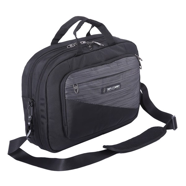 CẶP P MESSENGER BLACK