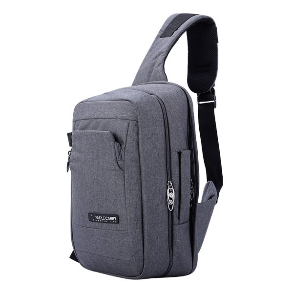 Backpack SLING BIG D.GREY