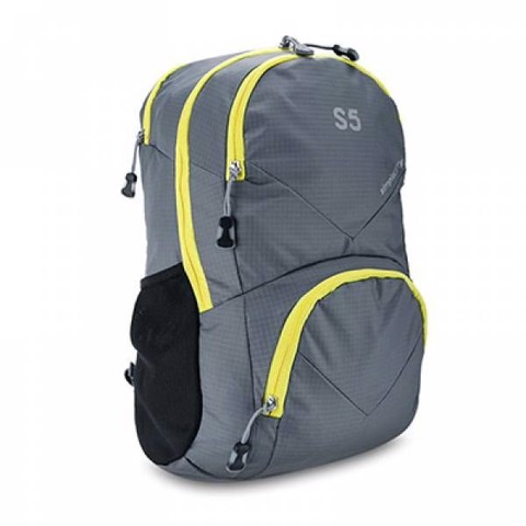 Backpack S5 GREY/YELLOW