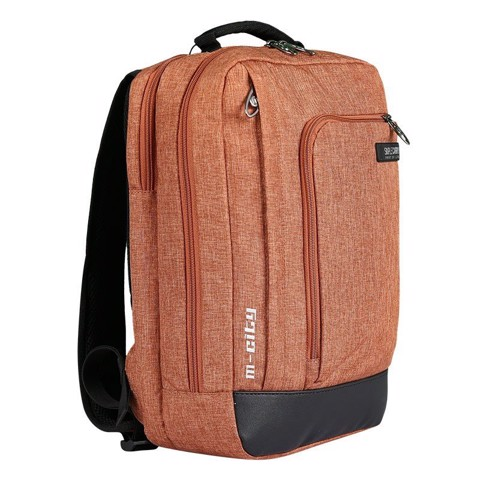 Backpack M - CITY BROWN