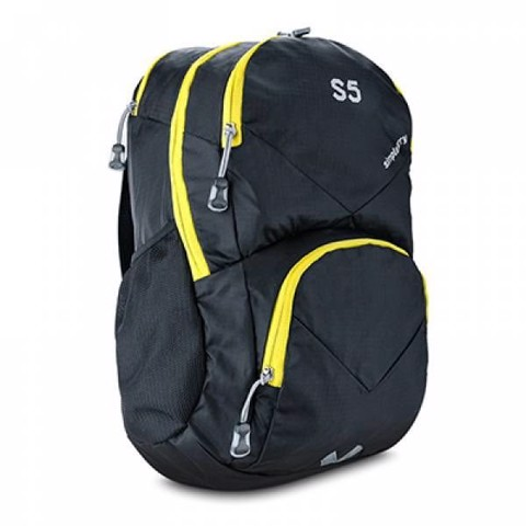 Backpack S5 BLACK/YELLOW
