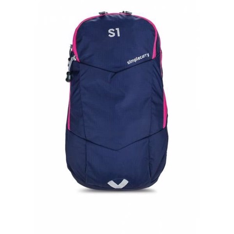 Backpack S1 NAVY/PINK