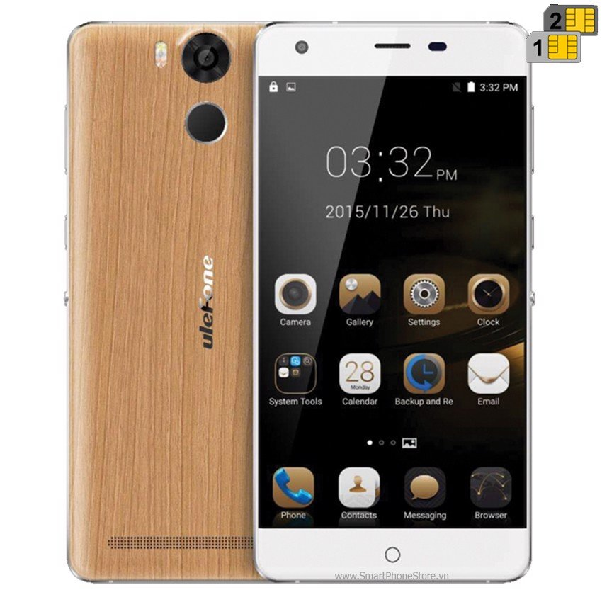 ULEFONE POWER - RAM3GB ROM16GB PIN 6050MAH