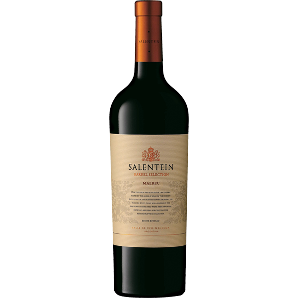 Rượu vang Barrel Selection Malbec
