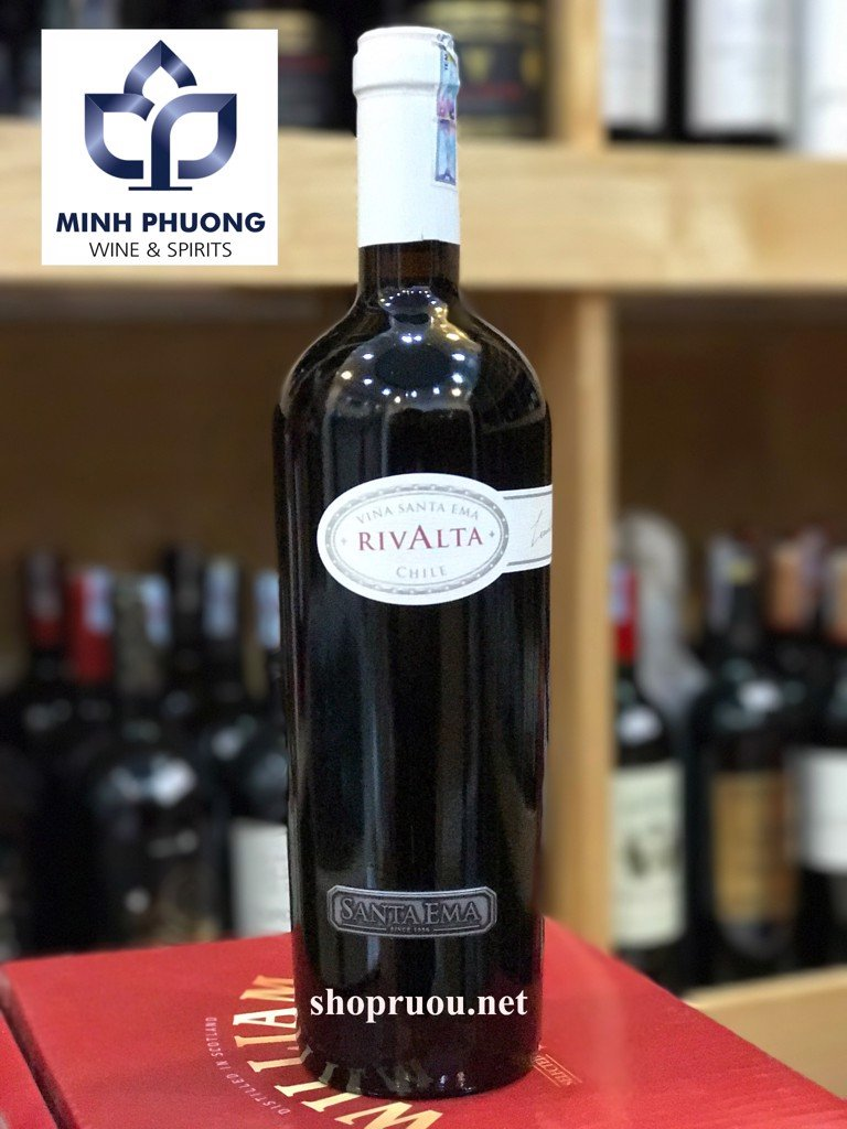 Rượu vang chile Rivalta Limited Selection Icon Wine