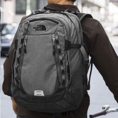 Balo The North Face Router Transit Xám