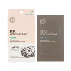 Lột mụn The Face Shop Jeju Volcanic Lava