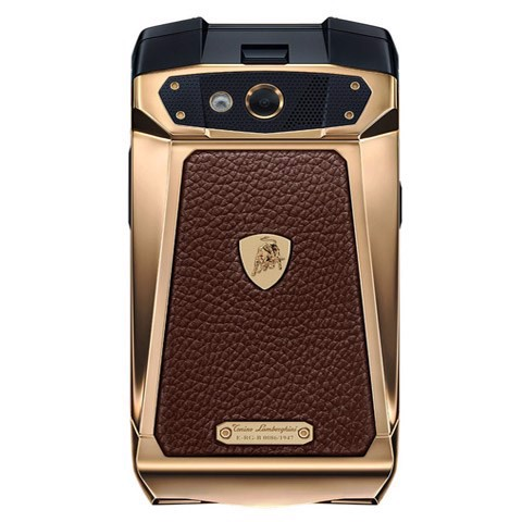 Lamborghini Antares - Gold and Brown