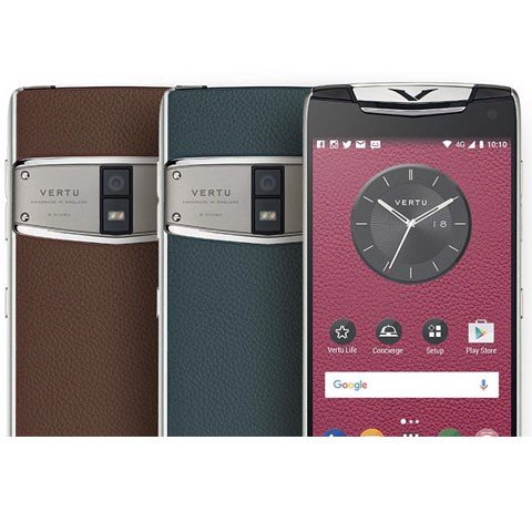 Vertu New Constellation 2 sim