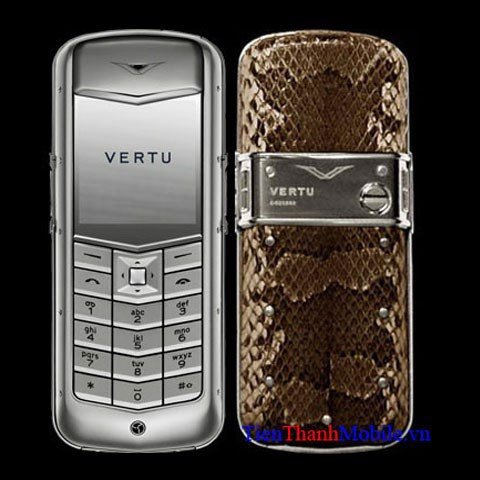 Vertu Exotic Cobra