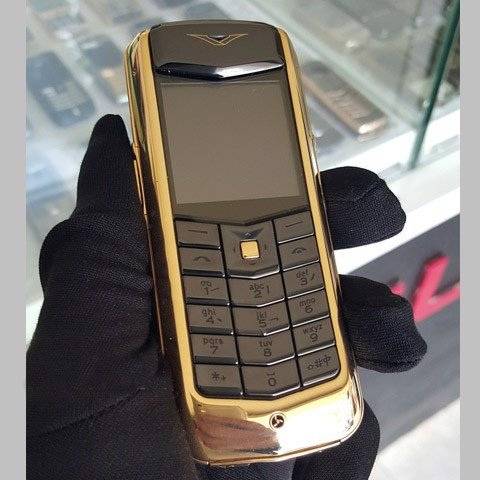 Vertu Constellation Gold