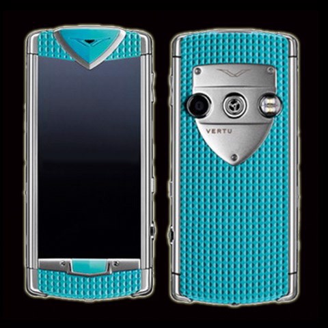 Vertu Constellation Touch Smile Blue