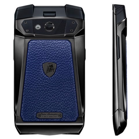 Lamborghini Antares - Black and Blue