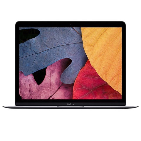 The New Macbook 2016 12inch 256GB MLH72 (Gray)