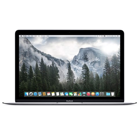 The New Macbook 2016 12inch 256GB MLHA2 (Silver)