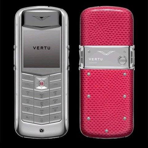 Vertu Constellation Karung Red