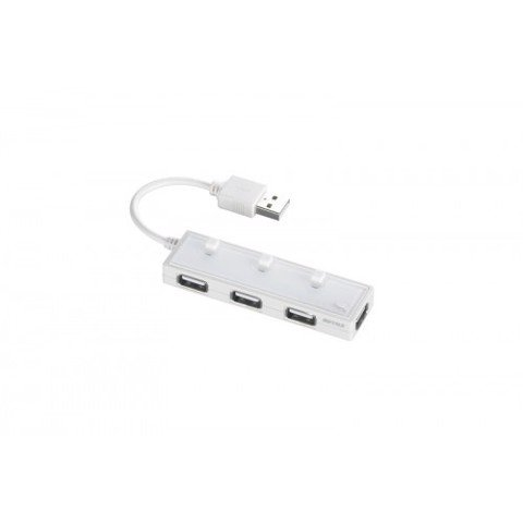HUB USB 2.0 Buffalo 4 Port BSH4U08WH