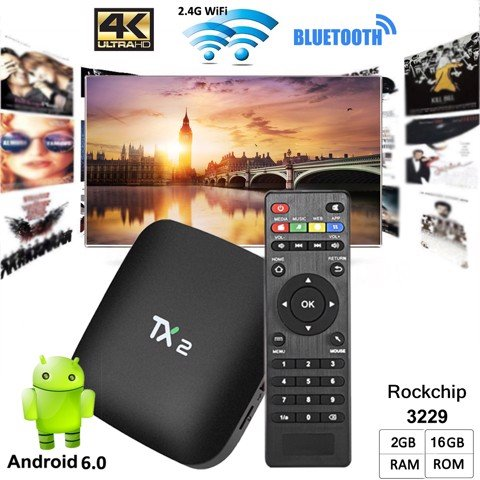 Tivi Box Android TX2