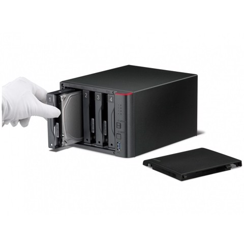 NAS BUFFALO LINKSTATION LS441DE